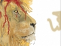 Speed Drawing   Imam Ali, the Lion of Allah   English