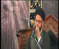 [Ayam-E-Fatimiya 1437 Hijari 2016] 2nd Majlis : H.I Syed Mohammad Zaki Baqiri - G/9-2 Islamabad | Urdu