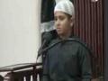 [Majlis e Aza] Topic: Benefits Of Ziyarat of Aba Abdilah | Youngest zakir - Urdu And English