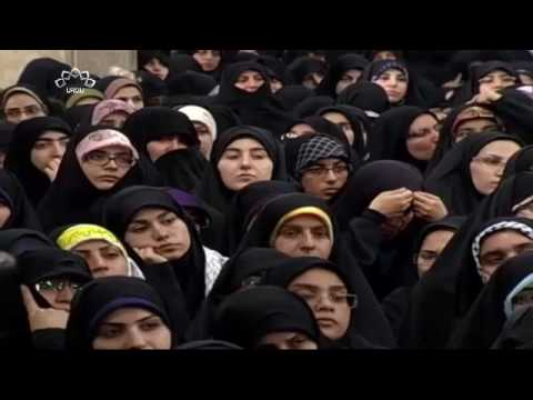 کلام نور   Rehbar Moazzam key Ehem paighamat   Supreme Leader Khamenei - Urdu