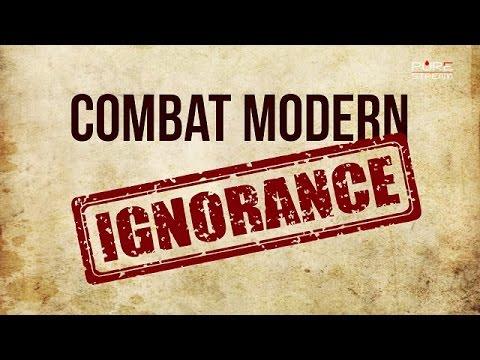 Combat Modern Ignorance! | Imam Khamenei | Farsi sub English