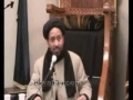 [Clip] Ali(a.s) is superior than any Prophet BUT our Prophet Mohammed (p) - M. Jan Ali Kazmi - Urdu
