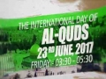 [Quds Day 2017] HOUSTON, TX USA Promo | Silence is not an option | English