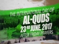 [Quds Day 2017] LUCKNOW, UP India Promo | Silence is not an option | English