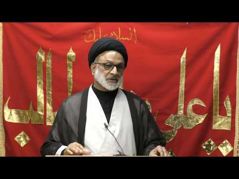 Al-Quds Message | H.I. Muhammad Askari | Urdu
