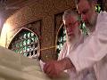 ولی امر مسلمین کےحرمِ امام رضا ؑ  میں روحانی مناظر | Farsi sub Urdu