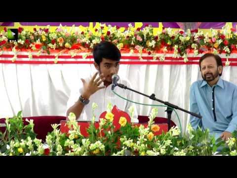 [ 1438 جشن ولادت حضرت فاطمہؑ معصومہ] - Manqabat: Br. Ali Asghar Naqvi - Urdu