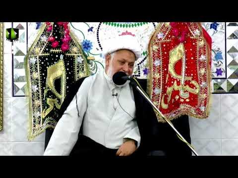[02] Topic: Quran Or Imam Hussain (as) | H.I Ghulam Abbas Raesi - Muharram 1439/2017 - Urdu