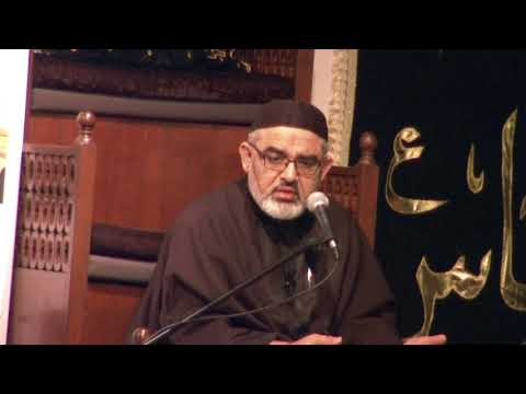 [07]حسینیت, نصرت حسین اور عصر حاضر کے تقاضےMaulana Ali Murtaza Zaidi - 2017/1439 Urdu