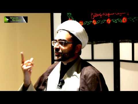 [03] Topic: Ibraat Haey Ashura | H.I Shaykh Muhammad Hasanain - Muharram 1439/2017 - Urdu
