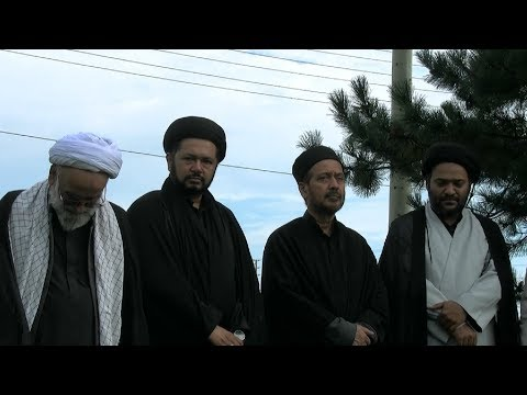 Speech by Moulana Jan Ali Shah Kazmi - Toronto Protest & Azadari at Pakistan consulate General - Urdu