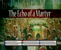 The Echo of a Martyr | Poem | Arabic sub English