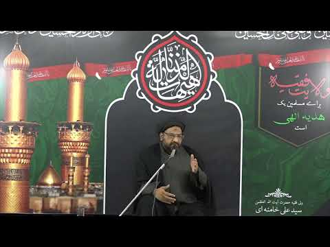 [Majlis 05] Wilayat-e-Faqih - Mudafa-e-Aza | 20th Muharram 1439 | Moulana Syed Taqi Raza Abedi - Urdu