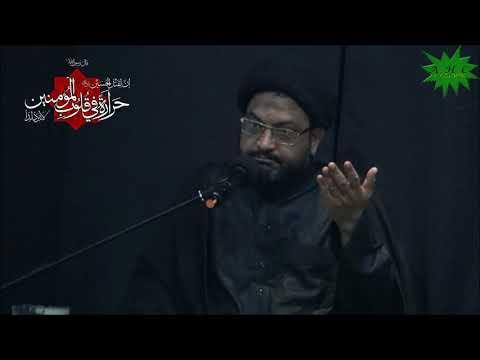 [13][Last] Karbala Mareka-e-Haq Aur Batil | 12th Muharram 1439 | Moulana Syed Taqi Raza Abedi - Urdu