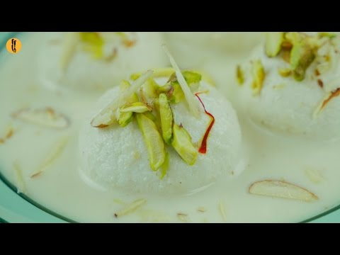 Quick Recipes - Rasmalai Recipe - English Urdu