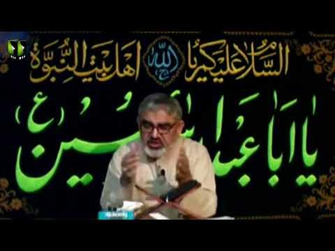 [Clip] Manwiyaat Barh Rahi Han Ya Kam Ho Rahi Hain   H.I Ali Murtaza Zaidi   Urdu
