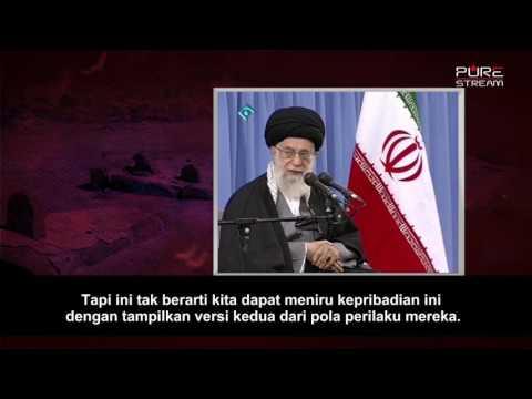 [Clip] Kau Tak Bisa Hidup Seperti Kami, Tapi Kau Bisa Bantu Kami - Farsi sub Malay