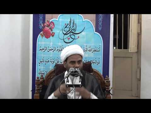 [Majlis] Topic: Hussainiyat Najaat ka Raasta | Moulana Akhtar Abbas Jaun - 21 Safar 1439 - Urdu