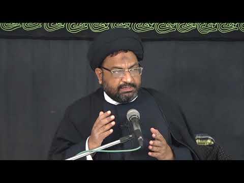 [03] Imam Sajjad (a) Aur Irtebaat-e-Elahi | 28th Muharram 1439 | Moulana Syed Taqi Raza Abedi - Urdu