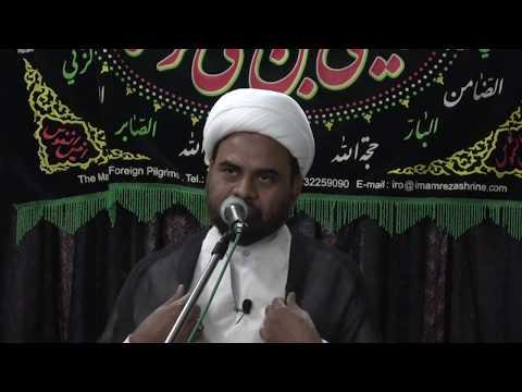 [Majlis] Wilayat ka Asar - 22 Safar 1439 - Moulana Akhtar Abbas Jaun - Urdu