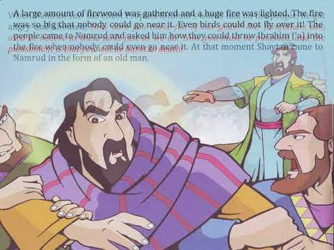 [Story] Prophet Ibrahim (a) - English
