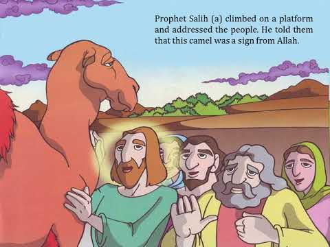 [Story]  Prophet Salih (a) - English