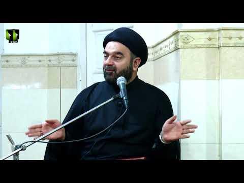 [Majlis 1] Khitaab: Moulana Muhammad Ali Naqvi   Topic: Janab e Syeda Ka Salika e Ibadat   Ayaam-e-Fatimiya (sa)