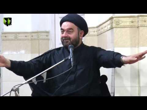 [Majlis 2] Khitaab: Moulana Muhammad Ali Naqvi   Topic: Janab e Syeda Ka Salika e Ibadat   Ayaam-e-Fatimiya (sa)