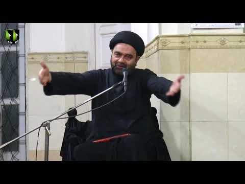 [Majlis 3] Khitaab: Moulana Muhammad Ali Naqvi   Topic: Janab e Syeda Ka Salika e Ibadat - 1439/2018
