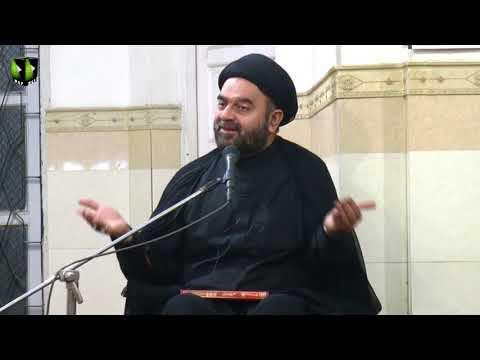 [Majlis 4] Khitaab: Moulana Muhammad Ali Naqvi   Topic: Janab e Syeda Ka Salika e Ibadat - 1439/2018