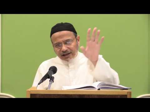 [01] - Tafseer Surah Anaam - Tafseer Al Meezan - Dr. Asad Naqvi - English