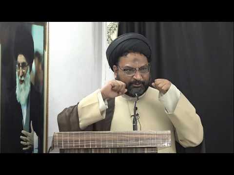 Jashn-e-Inqelab-e-Islami | 11th February 2018 | Moulana Syed Taqi Raza Abedi - Urdu