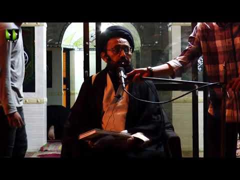[Majlis 1] Khitaab: H.I Moulana Sadiq Raza Taqvi   Topic: Maqam-e-Hazrat Fatima (sa) - 1439/2018 - Urdu