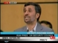 TRUTH IS BITTER - Ahmadinejad criticism of Israel sparks walkout - 20Apr09 - English