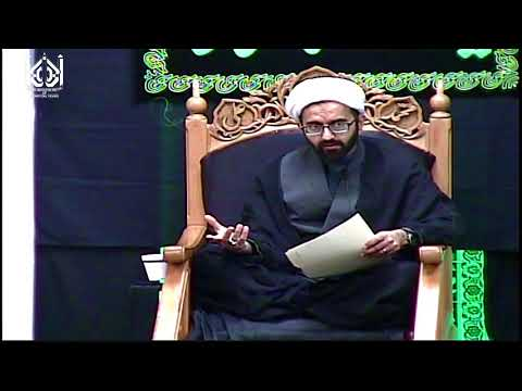 [Ayyam e Fatima sa Day 3] Hujjat-ul-Islam Shaykh Salim YusufAli February 19th, 2018 English