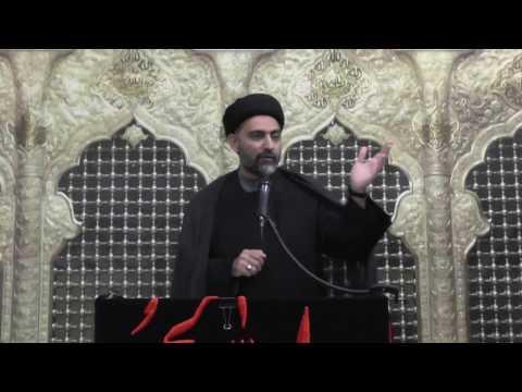Asray Hazir May Muntazir Ki Zimadariya By H I Syed Nusrat Abbas Bukhari at Imambargah Fatima Zahra S.A - Urdu