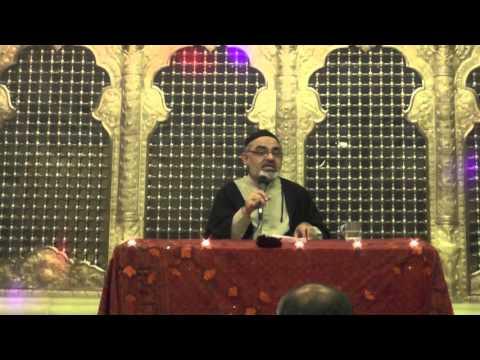 Swal o Jawab 9th October 2015 - Allama Syed Ali Murtaza Zaidi at Imambargah Fatima Zahra s.a Frankfurt Germany - Urdu