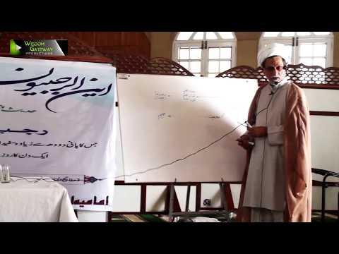 Topic : قرآن میں کامیابی کا تصور  | Speech : H.I Moulana Aqeel Moosa - 31 March 2018 - Urdu