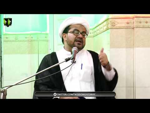 2/4-Topic : بعثت رسول اکرمؐ  | Khitaab: Maulana Muhammad Raza Dawoodani - Urdu