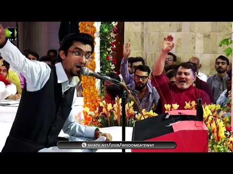 [Bazm-e-Syed-us-Shouda] 2nd Mah-e-Shaban 1439/2018 | Br. Muslim Raza Mehdavi | IRC Karachi - Urdu