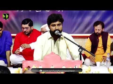 [Bazm-e-Syed-us-Shouda] 2nd Mah-e-Shaban 1439/2018 | Janab Toqeer Taqi | IRC Karachi - Urdu