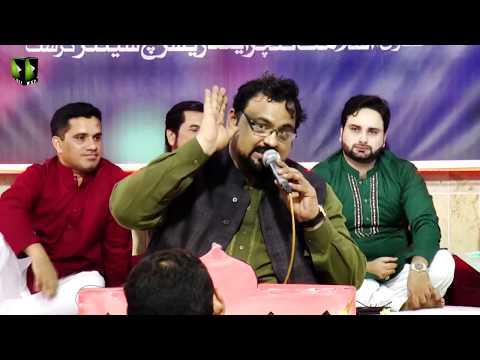 [Bazm-e-Syed-us-Shouda] 2nd Mah-e-Shaban 1439/2018 | Janab Shuja Rizvi | IRC Karachi - Urdu