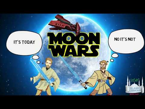 Moon Wars in Ramadhan - English