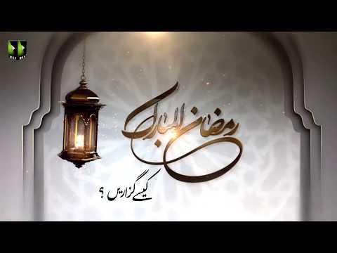 [Clip]ماہ رمضان المبارک کیسے گزاریں ؟   Ali Murtaza Zaidi, Rehber Inqalab Islami Khamenei - Ur