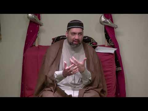 15th Ramadan 1439AH - Bridging Today\'s Generation Gap - Maulana Asad Jafri 2018 English
