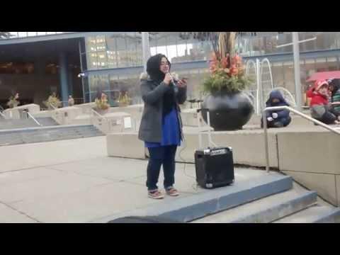 FREE SHEIKH NIMR(Speech by Asfa Riyaz)Canada