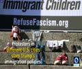 [21 June 2018] Detained immigrants end up in cages in U.S. - English