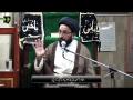 Topic : زمانہ غیبت میں فقہا کی پیروی اور حجیت  | H.I Sadiq Raza Taqvi - 01 July 2018 - Ur