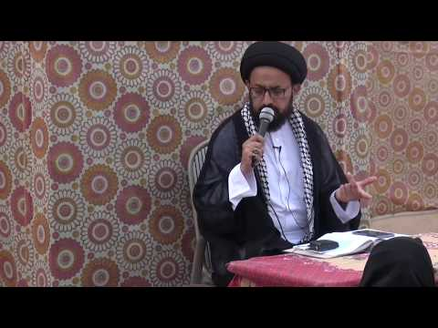[Speech] Topic: Tehrefaat -e- Ashura - تحریفاتِ عاشورہ  | H.I  Sadiq Raza Taqvi - Urdu