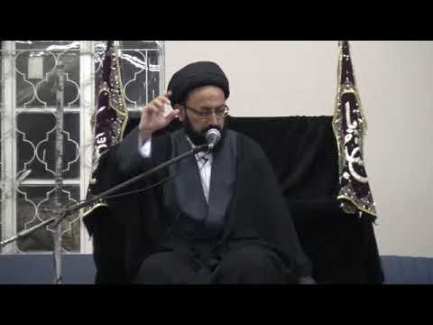 [Majlis] Topic: Hub-e-Ahlebait (as) k Nataej | Khitaab: H.I Sadiq Raza Taqvi - Urdu
